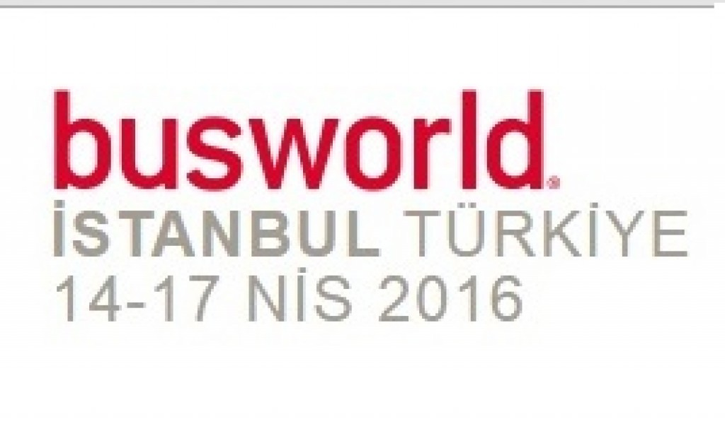 AKIA Bus World 2016'da!